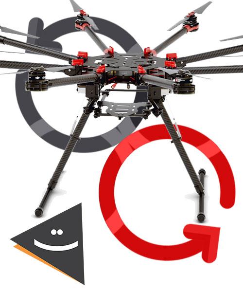UAV نقشه برداری