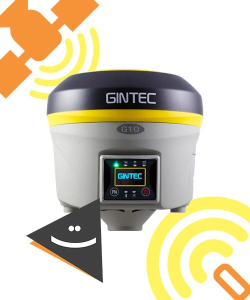 گیرنده ماهواره ای GINTEC مدل G10