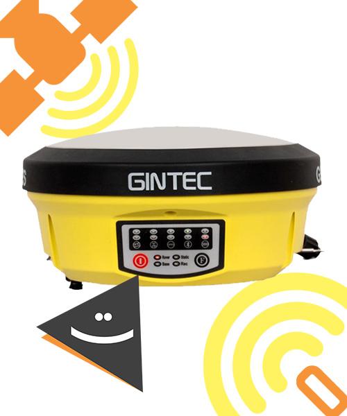 گیرنده ماهواره ای GINTEC مدل G9