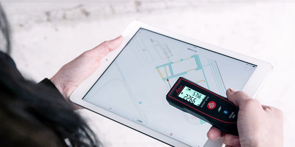 5 نکته سریع برای اندازه گیری با متر لیزری