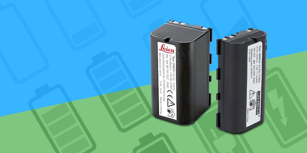 باتری توتال استیشن