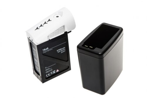 باتری اینسپایر به همراه گرم کن باتری