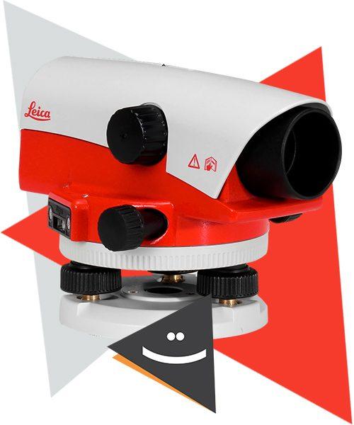 ترازیاب لایکا Leica مدل NA724
