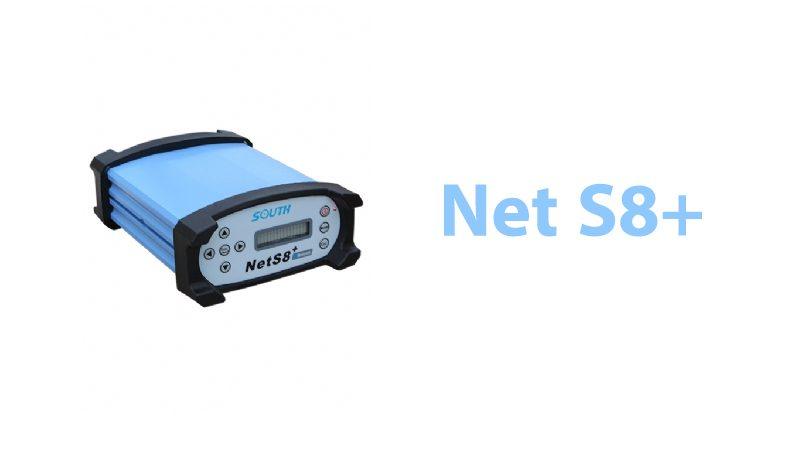 ایستگاه دائمی ساوت مدل +Net S8