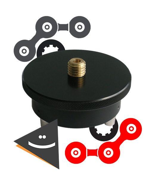 فلانژ با امکان چرخش دوار