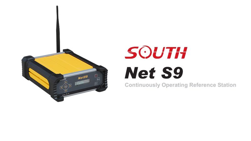 ایستگاه دائمی SOUTH Net S9
