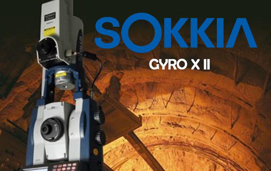 ژیروسکوپ خودکار GYRO X II