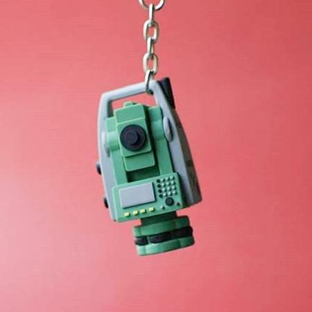 ماکت دوربین توتال استیشن