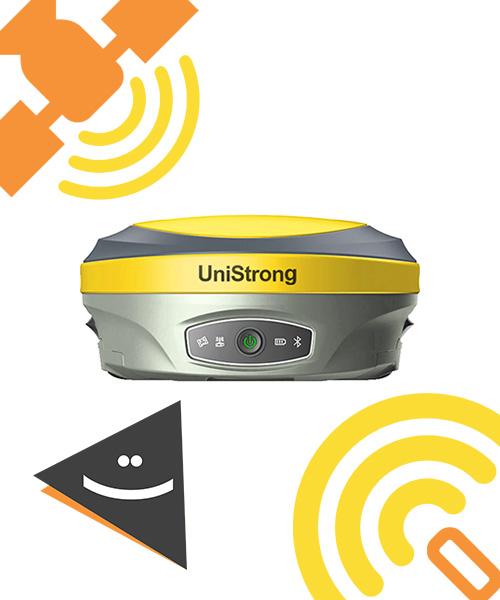 گیرنده ماهواره ای UniStrong مدل G970II Pro