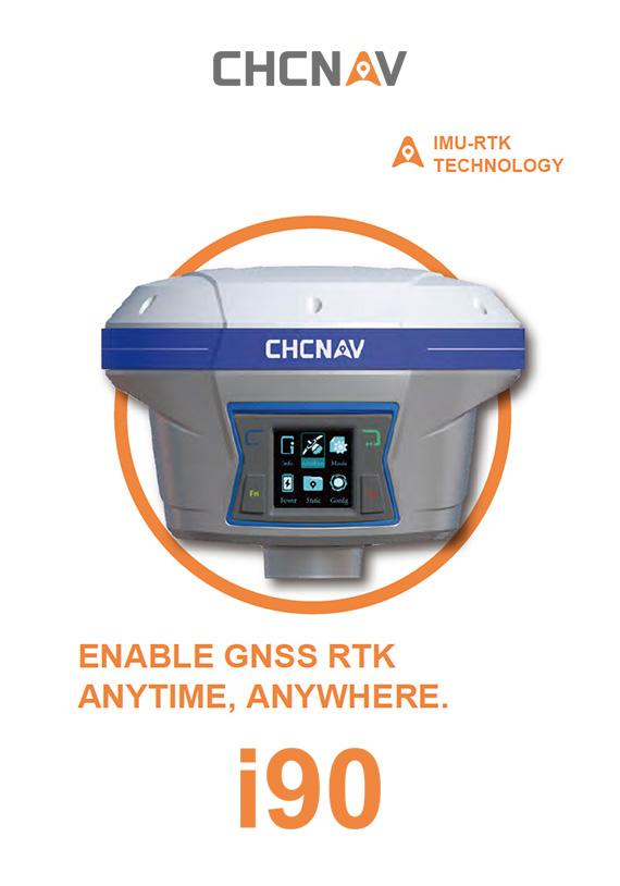 گیرنده مولتی فرکانس CHC مدل i90